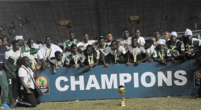 NFF pay $500,000 to victorious U-23 Nigeria players   NELLY